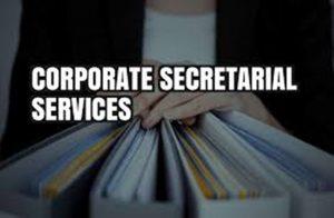 CORPORATE SECRETARIAL SERVICES IN LAGOS NIGERIA