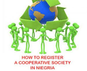 HOW TO REGISTER A COOPERATIVE SOCIETY