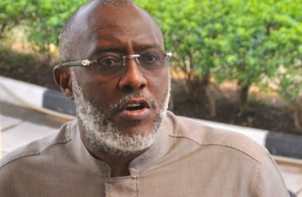 Breaking: Olisa Metuh found guilty of laundering N400m