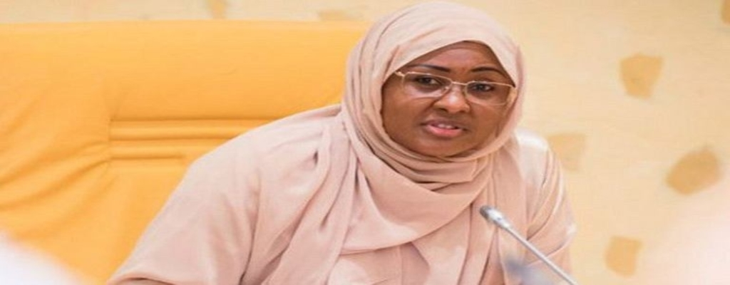 #Totallockdown: Aisha Buhari, other Nigerians clamour for lockdown over coronavirus pandemic