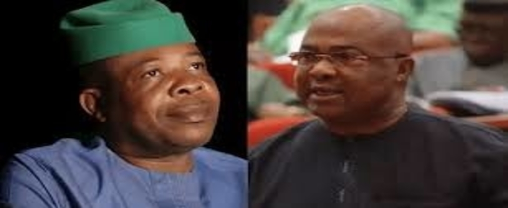 Supreme Court hears ihedioha and uzodinma lawyers arguments on imo review application