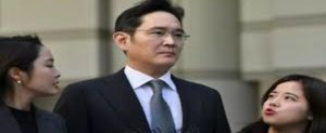 Samsung heir apologises over corruption scandal