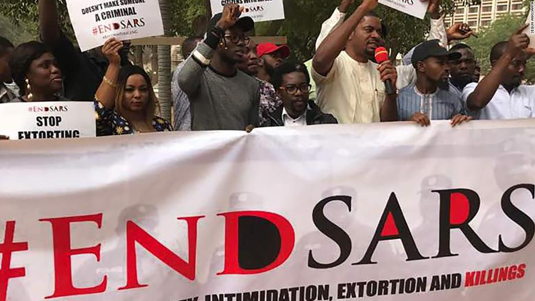 Amnesty International accuses FG of empowering SARS to maltreat Nigerians