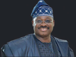 Govs, Lawmakers, Others Honour Ajimobi at Burial