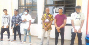 EFCC Nabs Six Men in Abuja forcyber crimes