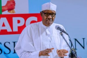 Buhari, party's governors in crucial meeting