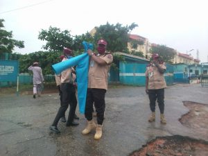 FRSC Commander cautions motorists against breaking traffic laws in Lagos – The Sun Nigeria