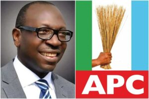 Edo 2020: Court declares Ize-Iyamu APC member
