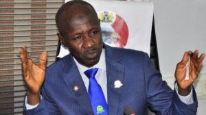 Magu's 'pastor' speaks, says EFCC boss his son