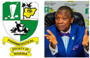 PSN rejects appointment of new Chair of Pharmacists Council of Nigeria