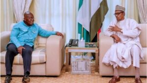 Nigeria/Ghana and the Foolishness of African Statehood