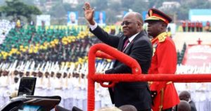 Tanzania's Magufuli dissolves parliament ahead of elections [ARTICLE]
