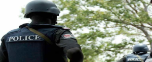 BREAKING: Police Sergeant machetes Inspector to death in Lagos [Graphic]