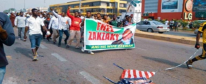 Islamic Movement protest incessant killings in the country, call for release of leader