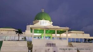Nigerian lawmakers get 15% of 774,000 jobs but want more