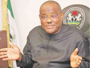 Wike: I've No Presidential Ambition