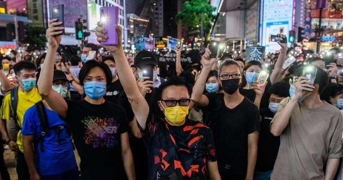 China passes feared Hong Kong security law [ARTICLE]