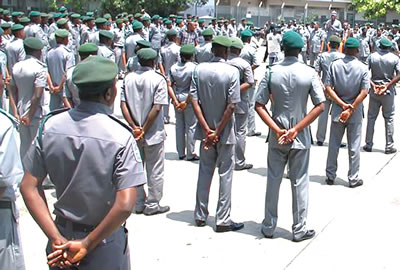 Ogun students canvasses support for customs service