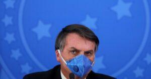 Brazil's Bolsonaro appeals court order on wearing mask [ARTICLE]