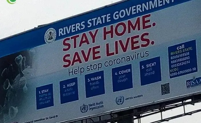 Nigeria: The Importance of Political Will in the Fight Against COVID-19 – the Rivers State Example