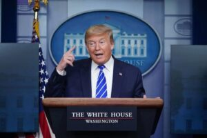 U.S. S'Court: Prosecutors can subpoena Trump's financial records