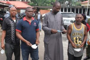 PHOTO: EFCC Arraigns Omokri, Jephta, Others for Oil Bunkering as Mrs Olejeme of NSITF Forfeits 48 Properties