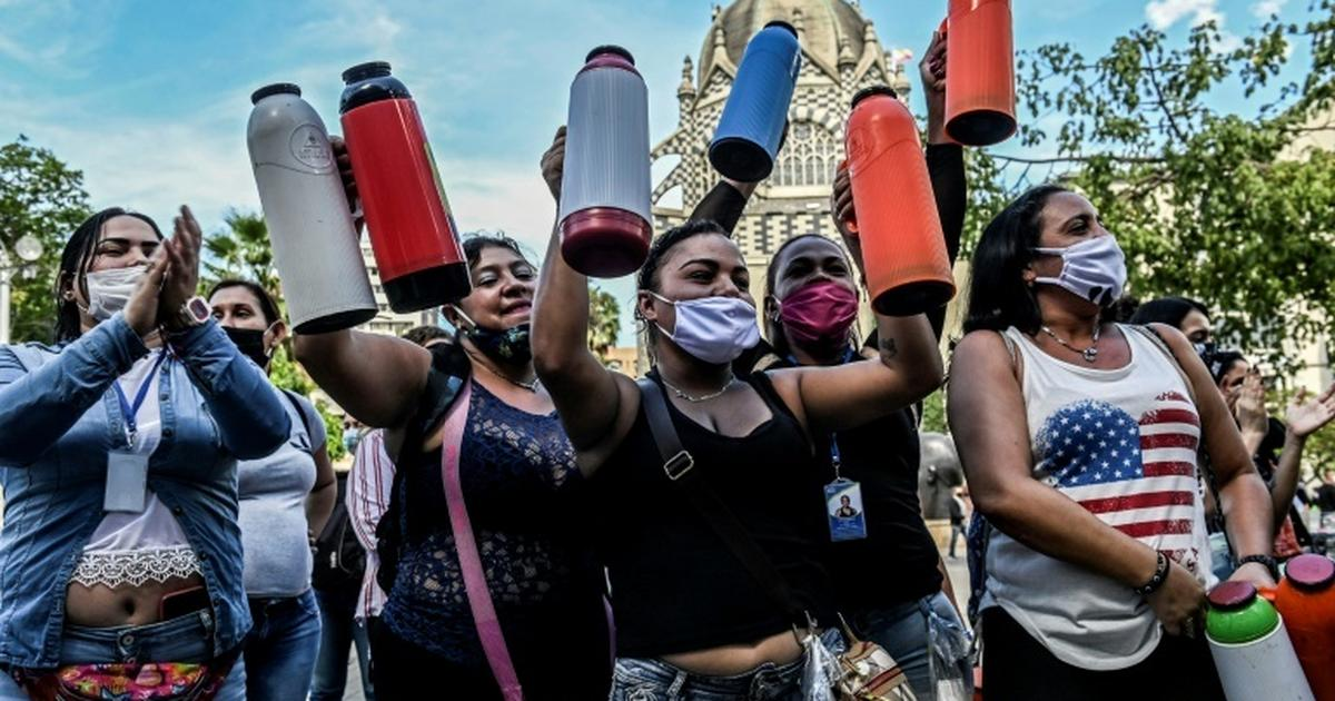 US lawmakers press Colombia on killings of rights activists [ARTICLE]