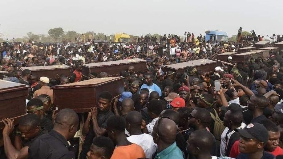 Nigeria could be next Rwanda or Darfur if world doesn't act, advocates warn