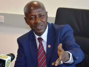 Magu Questions Panel for Inviting EFCC Suspects to Testify against Him