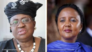 Women from Kenya and Nigeria in running for WTO′s top job | Africa | DW