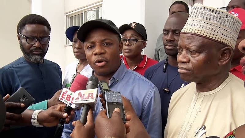Federal Ministry of Sports Issues Disclaimer on Gusau's DG