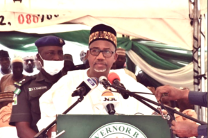 Governor Bala Mohammed Should Address Charges Of Corruption As Blackmail Won't Help Him