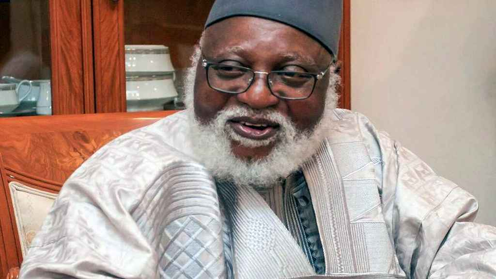 Abdulsalami speaks on EFCC raid – Daily Trust