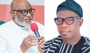 Akeredolu, Ajayi and struggle for Alagbaka House