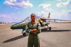 How fighter pilot Arotile died
