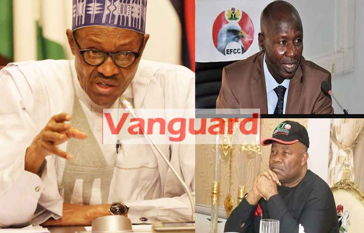 EFCC, NDDC probes: Political appointees abusing trust – Buhari