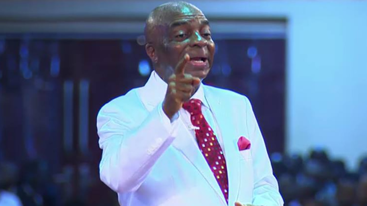 You're under financial curse if you don't pay tithe —Oyedepo – Punch Newspapers