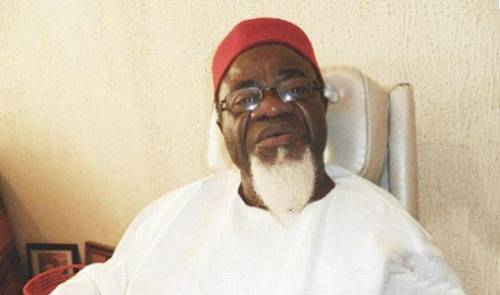 Myopic Competition Between Igbo, Yoruba To Hold Fulani Brief Case Makes Nigeria Colossal Failure —Ex-Anambra Governor Ezeife