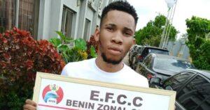 EFCC arrests undergraduate for internet fraud after petition from FBI [ARTICLE]