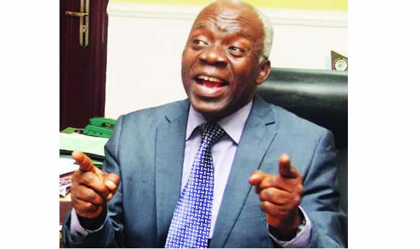 Killer soldiers can't face terrorism charge before court martial – Falana – Punch Newspapers