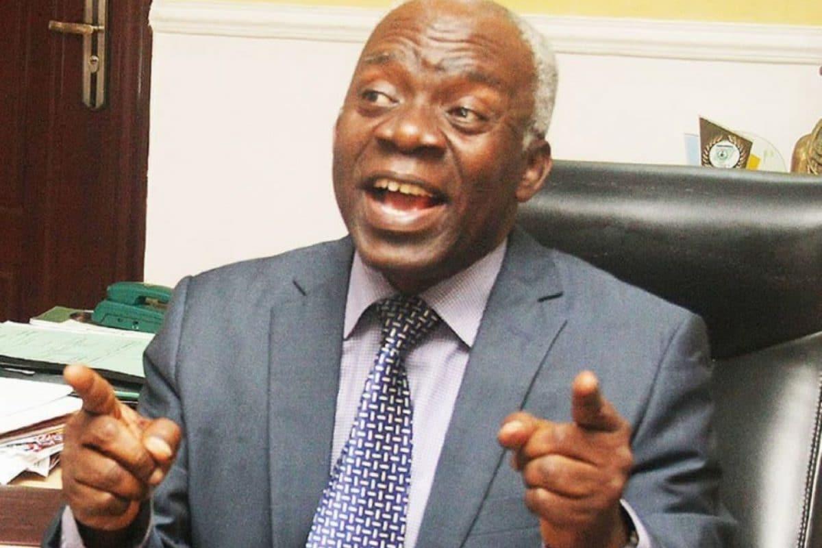EFCC: Falana refutes receiving N28m from Magu, threatens lawsuit