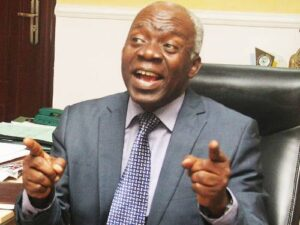 Former Kaduna Governor, Umar Dangiwa, Falana Disown New Political Movement