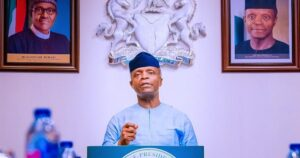 Osinbajo rallies Africa to curb secret ownership of corporate businesses [ARTICLE]