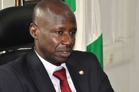 EFCC chair Magu detained – The Nation Nigeria