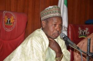 EFCC Receives Petition To Prosecute Katsina Governor, Masari, Over N52bn Security Votes Misappropriation