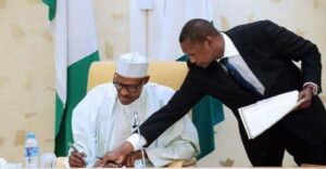 Lawyer writes Buhari, demands AGF Malami probe over alleged corruption, abuse of office