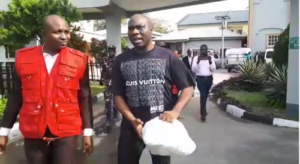Court orders EFCC to return Mompha's Int'l passport, wristwatch, iPhone