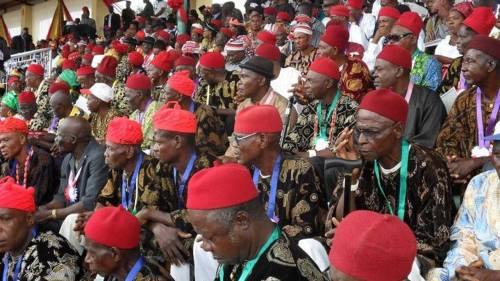 Igbo are Co-owners, We Not Leaving Nigeria For Anybody — Ohanaeze