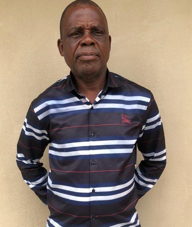 EFCC arrests alleged notorious Ponzi Operator in Uyo.