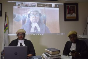 Virtual Court Sittings and the Evolution of Virtual Legal System in Nigeria